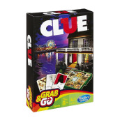 HASBRO Clue Grab and Go GSSB0999