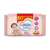 CUSSONS BABY Wipes Soft & Smooth 50'S + 30'S