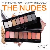 VNC 8 Color Pressed Eyeshadow Palette