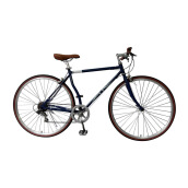 LONDON TAXI Roadbike 700s - Navy[28]