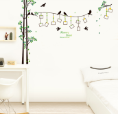 Family Tree Wall Decal Removable Wall Decor Sticker