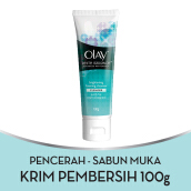 OLAY White Radiance Brightening Foaming Cleanser 100gr