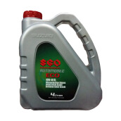 Suzuki Genuine Oil Automobile Synthetic ECO 10W-40 [4 Liter]