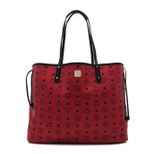 MCM Large Project Visetos Reversible Shopper - Ruby Red [MWP6AVI28RU001]