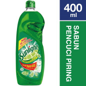 SUNLIGHT Lime Bottle 400ml