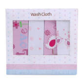 BOOGY Baby Wash Cloth Daisy Lane