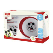 NUK Mickey Tableware Set 4 pcs