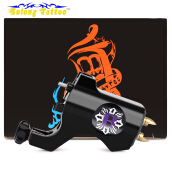 Solong Aluminum Alloy Rotary Tattoo Motor Machine Gun Hook Line Jack