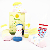 HAPPY BABY Kaos Kaki Summer New Born