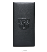 MEXICAN M3141 Wallet Autobots Black Color