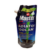Master Premixed Radiator Coolant - Merah Refill Pouch 946 mL