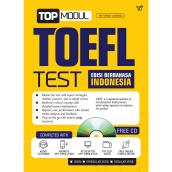 Top Modul TOEFL Test - Tim Smart Genesis 9786026475800