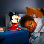 PHILIPS Lamp Disney Softpal Mickey - Red