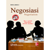 SALEMBA HUMANIKA Negosiasi (Negotiation) 2, E6 - Roy J. Lewicki | Bruce Barry | David M. Saunders 9786028555708