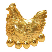 TIARIA Rooster Eggs 24K