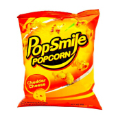 POP SMILE POPCORN Cheddar Cheese 45g