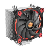 THERMALTAKE Riing Silent 12 CPU Cooler LED - Red