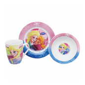 TECHNOPLAST Disney Frozen Porcelain Tableware
