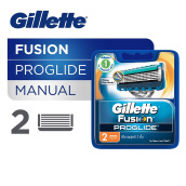 GILLETTE Fusion Proglide Manual Cartridge 2pcs