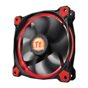 THERMALTAKE Riing 14 LED Fan - Red