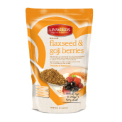 LINWOODS Milled Flaxseed & Goji Beries 200g