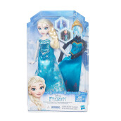 DISNEY FROZEN Fashion Change Doll Elsa DPHB5170