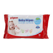 PIGEON Baby Wipes Pure Water 82's