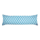 THE LUXE Body Mate - Chevron Blue / 50X150 CM
