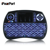 iPazzPort Wireless Mini Keyboard ENGLISH