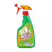 MR. MUSCLE Clear Glass Liquid Apple 500ml
