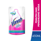 VANISH White Liquid Pouch 450ml