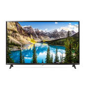 LG LED TV 49UJ632T 49 Inch UHD Smart TV - Hitam