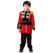 HOUSE OF COSTUMES Prince William - Red