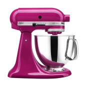 KITCHENAID Artisan Series 4.8 L - 5KSM150PSERI Tilt-Head Stand Mixer/Rasberry Ice