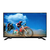SHARP LED TV 40 Inch - 40LE185 - Hitam + FREE BRACKET