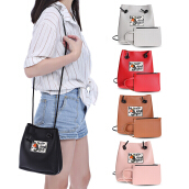 Guapabien Stylish Shoulder Crossbody Bucket Bag for Women