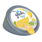 GLADE Car Gel Lemon 75g