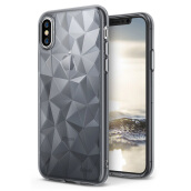 RINGKE AIR PRISM Case for iPhone X - Smoke Black