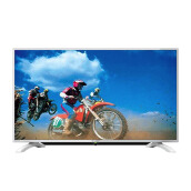 SHARP LED TV 40 Inch - 40LE185 - Putih + FREE BRACKET