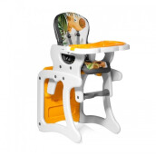 BABY SAFE Separable High Chair - Giraffe