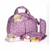OKIEDOG Freckles Travel Bag PurplePink Rombe