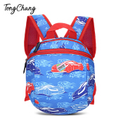 TongChang Cute Cartoon Printed Waterproof Children School Bag Kids Backpack