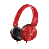PHIILIPS Headphone SHL 3060- Merah