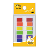 POST-IT Pop-up Flag 6 Colors 683-6C 3M 72EA/CV