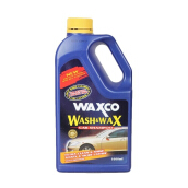 WAXCO Wash & Wax Car shampoo- WX-1000-CS