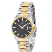 Teiwe Collection TC-CG1004 Jam Tangan Pria Stainlless Steel - Gold
