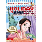 Kkpk.Holiday In America-New - Mia 9786024201623