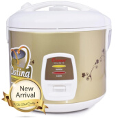 COSMOS Rice Cooker CRJ 3218 - Gold