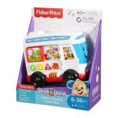FISHER PRICE Laugh & Learn Bus DYM77