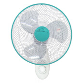 MASPION Wall Fan 16'' MWF-41 K - White Green